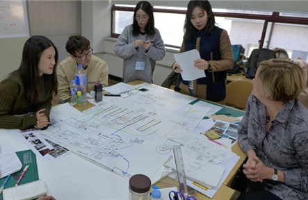 2016 International academic exchange Healthcare Design Workshop